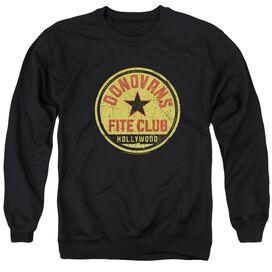 Ray Donovan Fite Club - Adult Crewneck Sweatshirt - Black