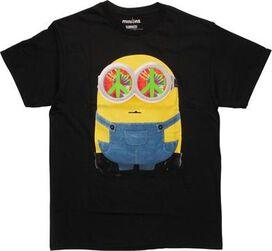 Despicable Me Minions Peace Out T-Shirt