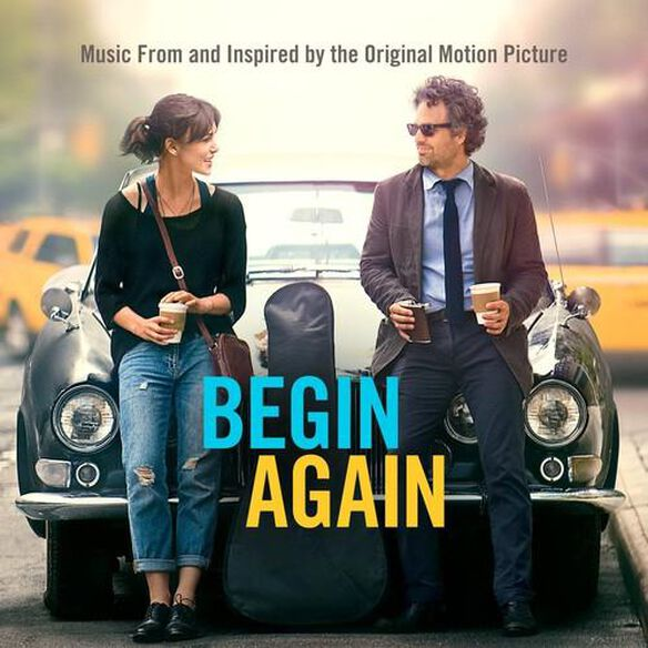 Begin Again: Music From & Inspired By / O.S.T.