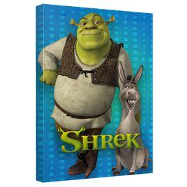 Shrek Pals Quickpro Artwrap Back Board