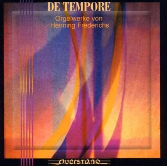 Frederichs/ Henning Frederichs - De Tempore