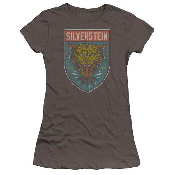Silverstein Tiger Hbo Short Sleeve Junior Sheer T-Shirt