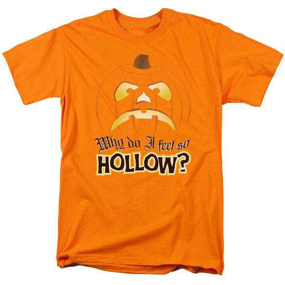 Hollow Short Sleeve Adult T-Shirt