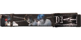 Death Note L and Light Mesh Belt