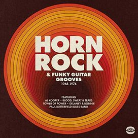 Various Artists - Horn Rock & Funky Guitar Grooves 1968-1974 / Various