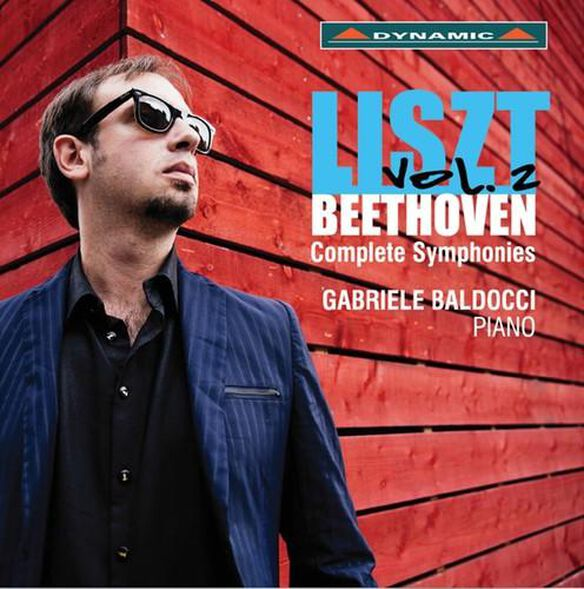 Liszt & Beethoven: Complete Symphonies V2