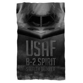 Air Force Stealth Fleece Blanket