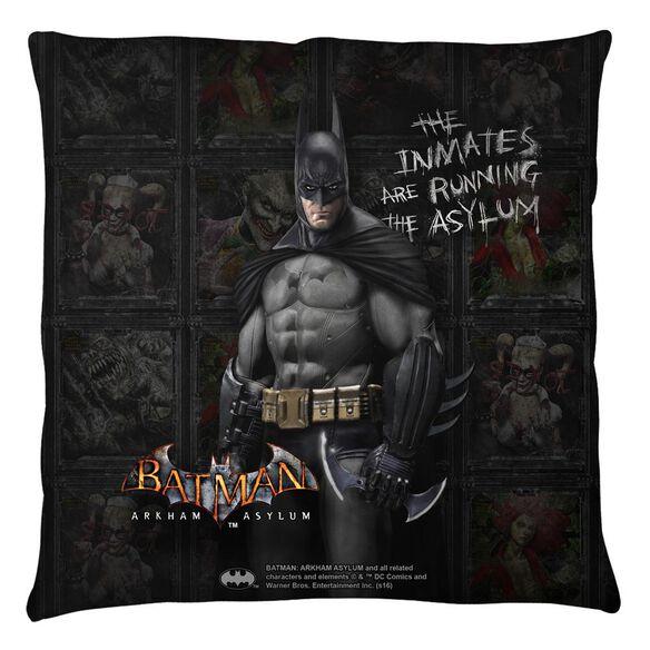 Batman Arkham Asylum Arkham Inmates Throw