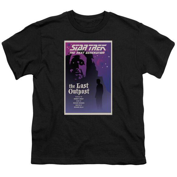 Star Trek Tng Season 1 Episode 5 Short Sleeve Youth T-Shirt