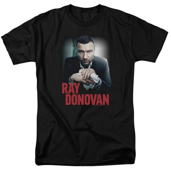 Ray Donovan Clean Hands Short Sleeve Adult T-Shirt