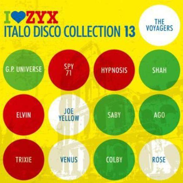 Zyx Italo Disco Collection 13 / Various