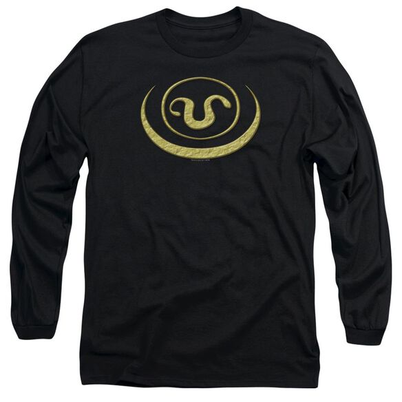 Sg1 Goauld Apothis Symbol Long Sleeve Adult T-Shirt