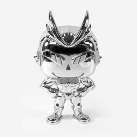 Funko Pop!: My Hero Academia - All Might [NYCC Exclusive Silver Chrome]
