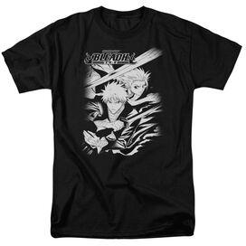 Bleach Swords Short Sleeve Adult T-Shirt