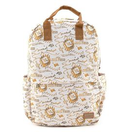 Loungefly Harry Potter Marauder's Map Backpack