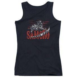 Sons Of Anarchy Acronym Juniors Tank Top