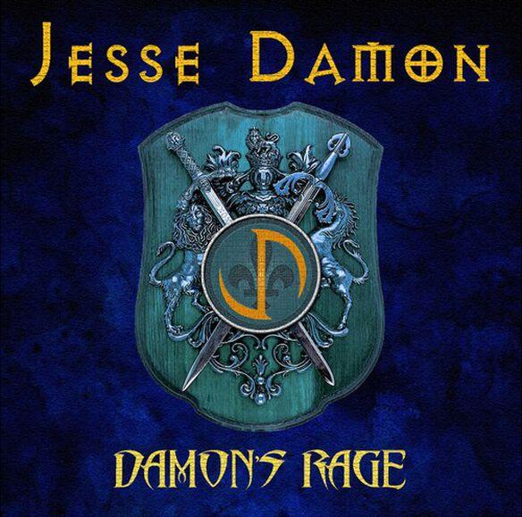 Damon Jesse - Damons Rage