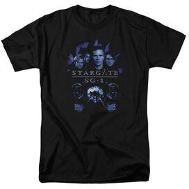Sg1 Sg1 Stargate Command Short Sleeve Adult T-Shirt