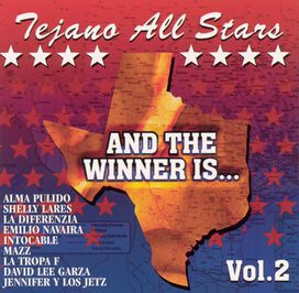 Various Artists - Tejano All-Stars, Vol. 2