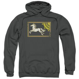 Lor Rohan Banner Adult Pull Over Hoodie