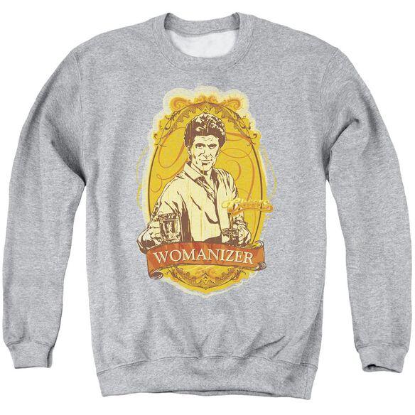 Cheers Womanizer Adult Crewneck Sweatshirt Athletic