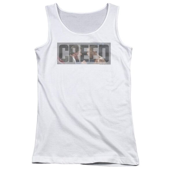Creed Pep Talk Juniors Tank Top