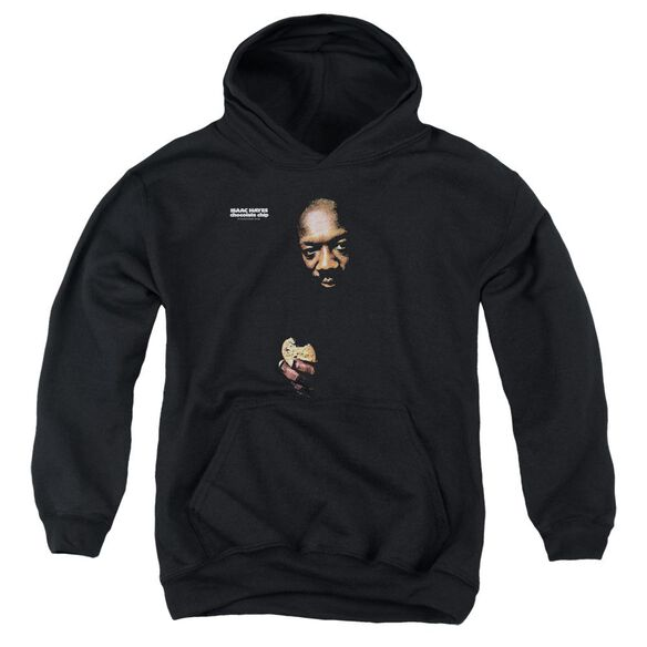 Issac Hayes Chocolate Chip Youth Pull Over Hoodie