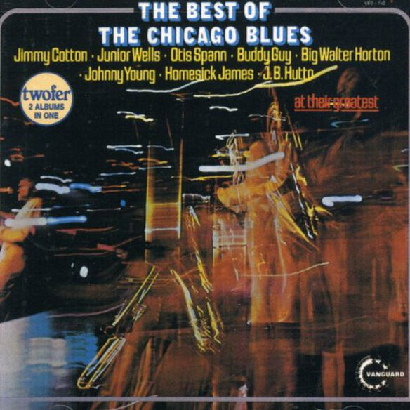 Various Artists - Best of Chicago Blues / Various
