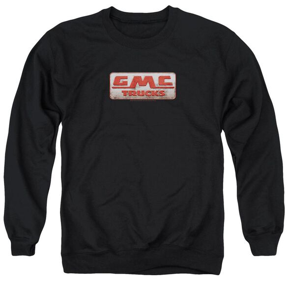 Gmc Beat Up 1959 Logo Adult Crewneck Sweatshirt