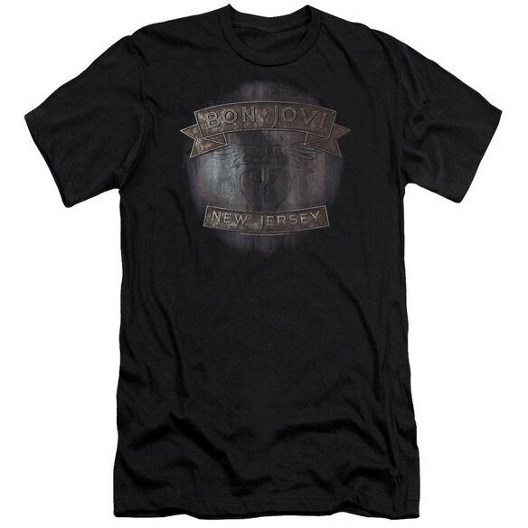 Bon Jovi New Jersey Hbo Short Sleeve Adult T-Shirt