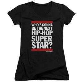 The Rap Game Next Hip Hop Superstar Junior V Neck T-Shirt