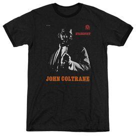 John Coltrane Coltrane Adult Heather Ringer Black