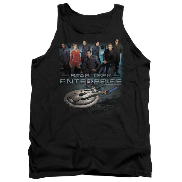 Star Trek Enterprise Crew Adult Tank