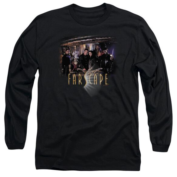 Farscape Cast Long Sleeve Adult T-Shirt