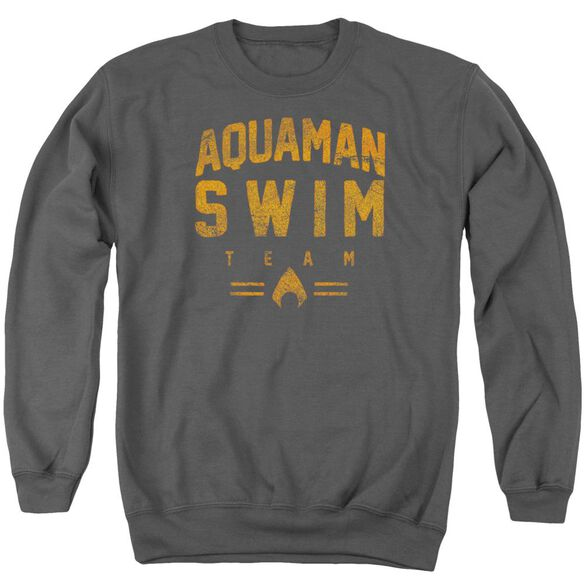 Jla Swin Team Adult Crewneck Sweatshirt