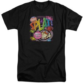 Dubble Bubble Splat Gum Short Sleeve Adult Tall T-Shirt