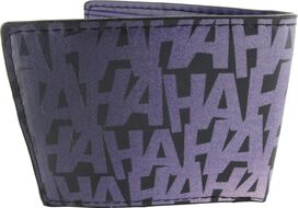 Joker Ha Ha Ha Jack Card Bifold Wallet