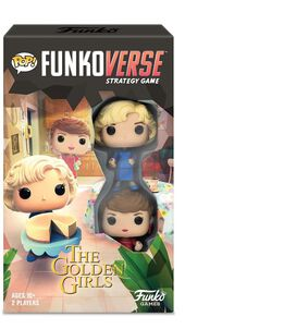 POP! Funkoverse: The Golden Girls 100 Strategy Game [Expandalone Set]