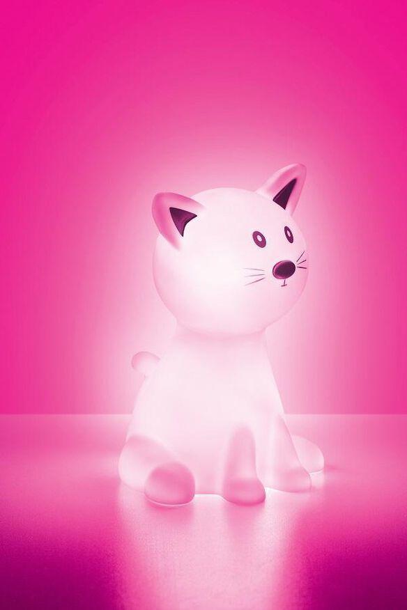 Mini Cat Color Changing LED Mood Light