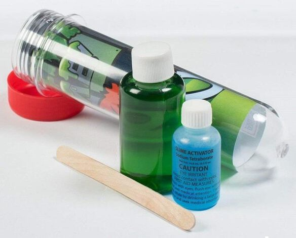 Slime Me - Science Kit by Be Amazing