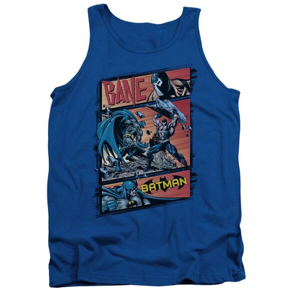 Batman Epic Battle - Adult Tank - Royal Blue