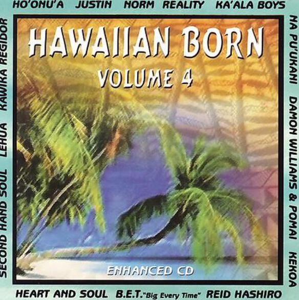Hawaiian Born 4 / Var