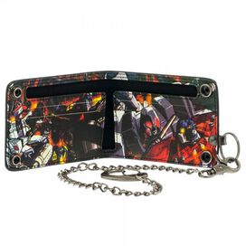 Transformers Both Logos Chain Wallet