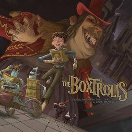 Dario Marianelli - Boxtrolls [Original Motion Picture Soundtrack]