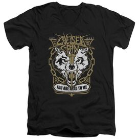 Chelsea Grin You Are Dead To Me Short Sleeve Adult V Neck T-Shirt