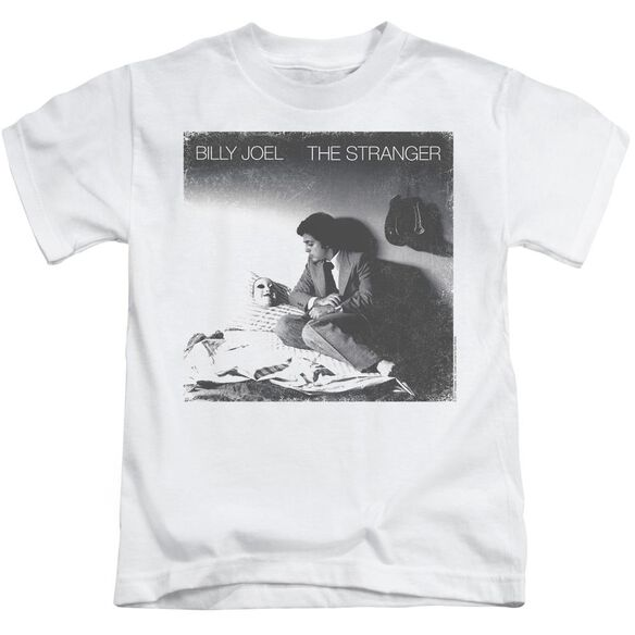 Billy Joel The Stranger Short Sleeve Juvenile White T-Shirt