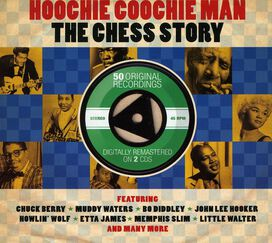 Hoochie Coochie Man/ Various Artists - Hoochie Coochie Man