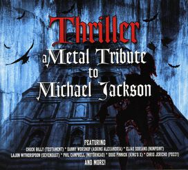 Various Artists - Thriller: A Metal Tribute to Michael Jackson / Various