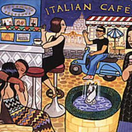 Various Artists - Italian Cafe