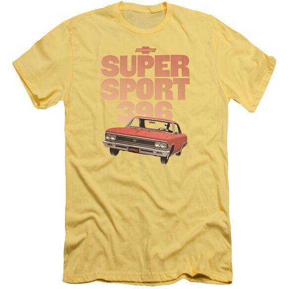 Chevrolet Super Sport 396 Short Sleeve Adult T-Shirt